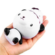 Stress Reliever Toy Muium Exquisite Fun Q Poo Panda Scented Squishy Slow Rising Squeeze Decompression Toys For Kids