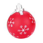 Stress Reliever Toy Muium Christmas Ball Cream Scented Squishy Slow Rising Squeeze Toys Phone Charm