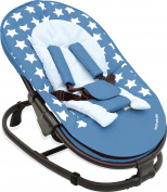 Asalvo Stars Baby Bouncer, Blue