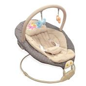 Asalvo Excellent Little Dogs Design Baby Bouncer, Beige