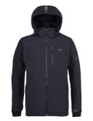 Jeff Green Bergen Men's Winter Sports Jacket, Black, 50, 1197 BL
