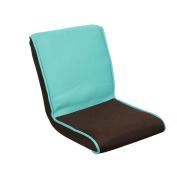 LI JING SHOP - Fold Lazy Sofa Bedroom Living Room Cloth Leisure Armchair