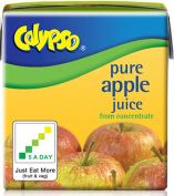 Calypso Pure Apple Fruit Juice - Pack Size = 27x150ml