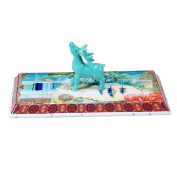Folklore Holiday 3-D Cheese Platter