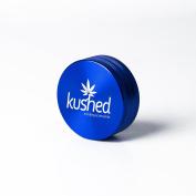 Kushed Grinders Aluminium 6.4cm 2-Part Herb Grinder