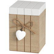 Hill Interiors Hearts Collection Canister (One Size)