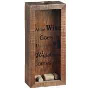 Hill Interiors Quirky Cork Display Holder (One Size)