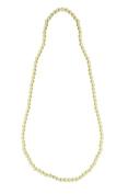 Ghoomar Women Fashion Beaded Mala Indian Stylish Bollywood Round Faux Pearl Jewellery