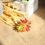 Artificial Fake Flowers Succulents Aloe Vera Floral Wedding Bouquet Party Home Decor MML