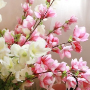 artificial flower - Magnolia White