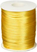 mopec Cord Roll, Silk, Yellow, 8 x 5 x 5 cm