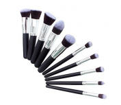J*myi 10 makeup brush SGM with 5 big 5 small makeup brush 6 colour options