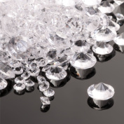 6000x Scatter Crystals/Gems - Wedding/Engagement/Party Table Confetti Stones