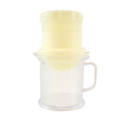 Juicer By ZAIYI Juicer Home Manual Squeeze Fruit Mini Multi-purpose Fruit And Vegetable Juicer,White