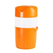 Juicer By ZAIYI Manual Juicer Home Fruit Juicer Orange Mini Easy Juice Cup,Orange