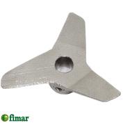 FIMAR SL0744 Genuine Blade for Hand Blender Shredder and Mixer MX-25, MX42, FM3