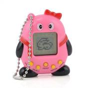 Nostalgic 90s Tiny Virtual 168 Pets in 1 Cyber Pet Toy Funny Like Tamagotchi