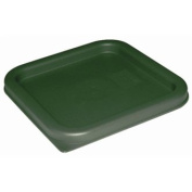Vogue CF047 Square Lid To Fit 5.5 L-7 L Square Containers, Green