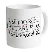 Inspired By Stranger Things - Xmas Lights Mug