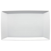 Thomas Loft - Tray rectangular, white