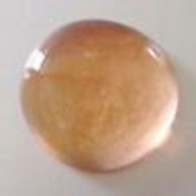 500g app 115 of PINK/PEACH Glass Pebbles/Stones/Gems/Nuggets /Beads 17 - 20mm