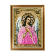 MORESAVE 5D Round Diamond DIY Cross Stitch Religious Embroidery Painting Home Decor (A12