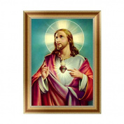MORESAVE 5D Round Diamond DIY Cross Stitch Religious Embroidery Painting Home Decor (A13