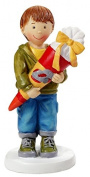 Boy with School Cone 9 cm School Late Figurine