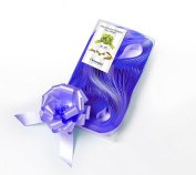 CONF. 50 Bows Rapid Ribbons – Lilac – 31 mm – Events Wedding Decorations