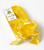 CONF. 50 Bows Rapid Ribbons – Yellow – 50 mm – Wedding Ceremony Graduation