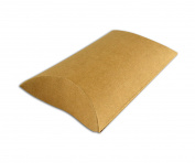 Toga emb001 Pack of 6 Gift Boxes Kraft Paper 7 x 10.3 x 2.5 cm