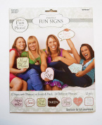 Bridal Shower Photo Fun Signs Party Accessory Game Hen Party Night Bride Gifts
