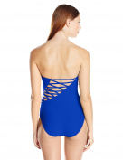 Kenneth Cole New York Women's One-Piece Swimsuit