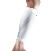 LP Support Power Sleeve 270 Calf Compression Bandage white Size:XXL