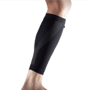 LP Support Power Sleeve 270 Calf Compression Bandage black Size:XXL