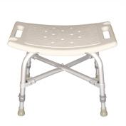 Shower chair Bathroom Stool Old People Pregnant Women Elderly Bath Chair Aluminium Alloy Non-slip Height Adjustable
