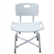 Shower chair Bath Chair Old People Pregnant Women Bathroom Elderly Bathing Stool Aluminium Alloy Non-slip Height Adjustable