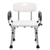 Shower chair Bath Chair Old People Non-slip Pregnant Women Lightweight Bathroom Shower Chair Disabled Person