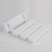 Folding Wall Bench Shower Seat Wall Chair Bathroom Stool