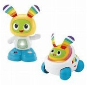 Fisher-Price BeatBo Boogie Bundle includes Bright Beats Juniors & Bright Beats Buggies