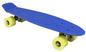 Retro 50cm Mini Retro Skateboard Complete Cruiser Board ABEC 7 Bearings