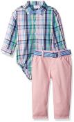 The Children's Place Baby-Boys' Li'l Guy's Suspender Outfit Set
