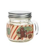 """Natives, Mason Jar Candle """"Gingerbread"""""""