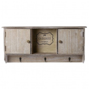 Wood Bathroom cabinet 60 cm