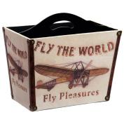 Magazine rack Fly The Word 36 cm