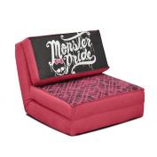 Mattel Flip Chair, Fabric, Pink
