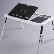 e-table computer Desk Folding radiator Computer Desk Portable lazy person
