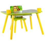 CREATIONS Meng – Kit Table, Chair Jungle ref-12687