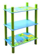 Children's Animal Theme 3 Tier Storage Display Unit