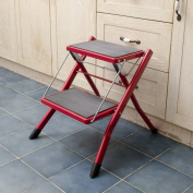 ZXLDP Portable Folding Stool Step Stools Change Shoes Stool Child Stool Free Installation Colour Optional